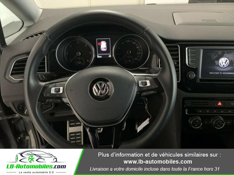 Volkswagen Golf Sportsvan 2.0 TDI 150 Gris occasion à Beaupuy - photo n°5