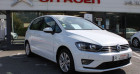Volkswagen Golf Sportsvan BUSINESS 1.6 TDI 115 FAP BMT Confortline Business Blanc à BONNEVILLE 74
