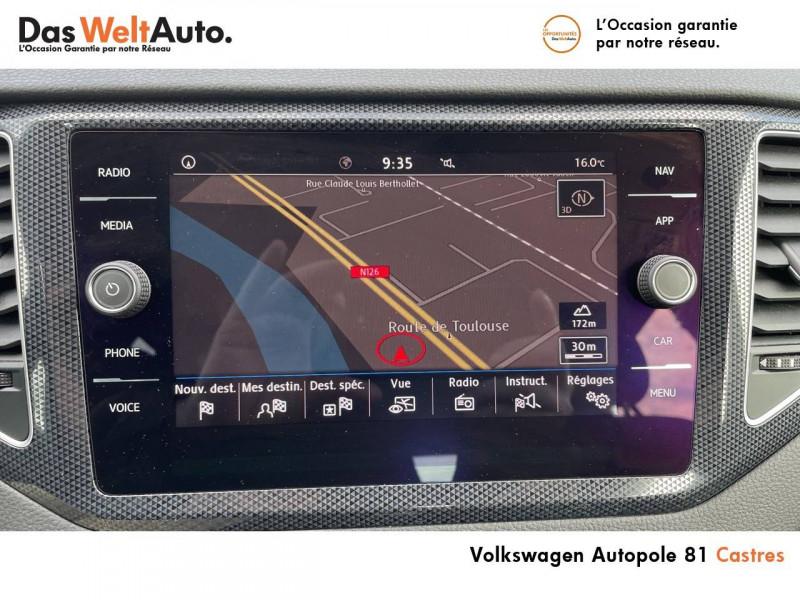 Volkswagen Golf Sportsvan Golf Sportsvan 1.0 TSI 115 BVM6 United 5p Noir occasion à Castres - photo n°15