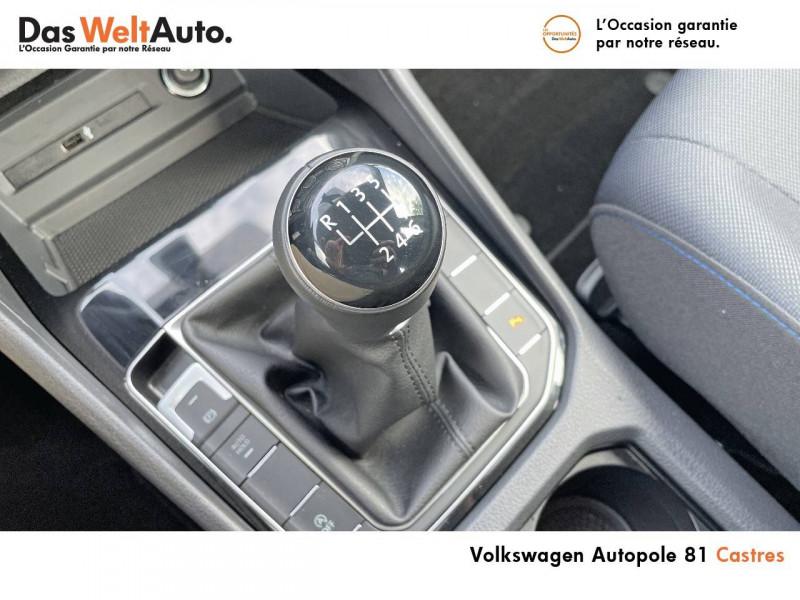 Volkswagen Golf Sportsvan Golf Sportsvan 1.0 TSI 115 BVM6 United 5p Noir occasion à Castres - photo n°18