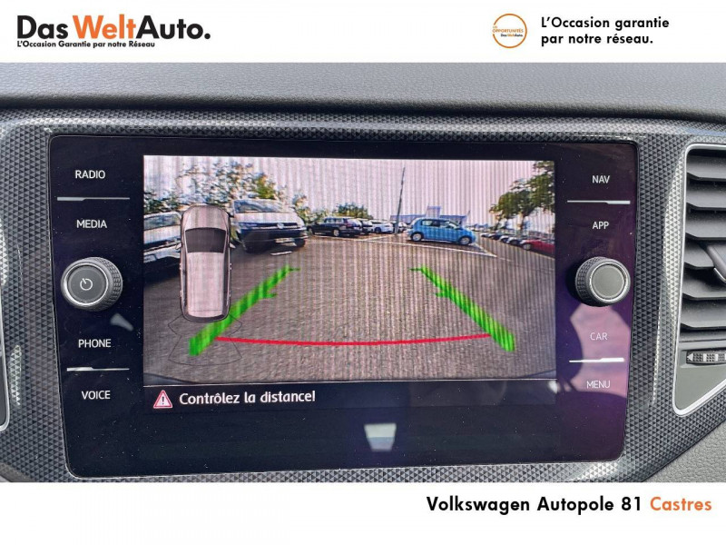 Volkswagen Golf Sportsvan Golf Sportsvan 1.0 TSI 115 BVM6 United 5p Noir occasion à Castres - photo n°14