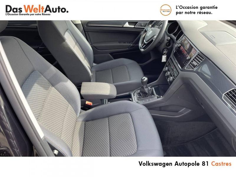 Volkswagen Golf Sportsvan Golf Sportsvan 1.0 TSI 115 BVM6 United 5p Noir occasion à Castres - photo n°6