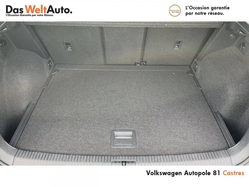 Volkswagen Golf Sportsvan Golf Sportsvan 1.0 TSI 115 BVM6 United 5p Noir occasion à Castres - photo n°11