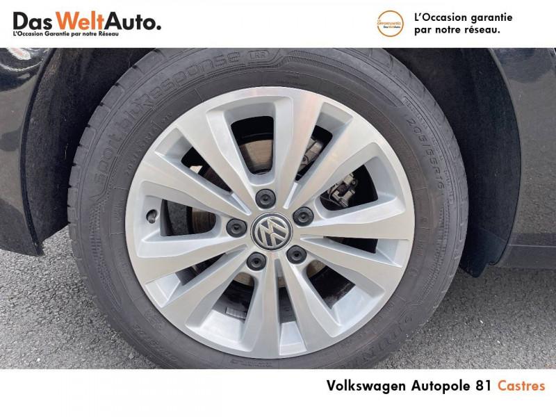 Volkswagen Golf Sportsvan Golf Sportsvan 1.0 TSI 115 BVM6 United 5p Noir occasion à Castres - photo n°5