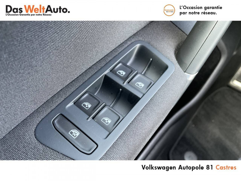 Volkswagen Golf Sportsvan Golf Sportsvan 1.0 TSI 115 BVM6 United 5p Noir occasion à Castres - photo n°20
