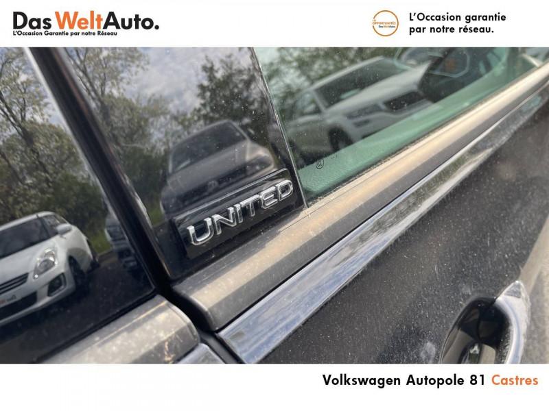 Volkswagen Golf Sportsvan Golf Sportsvan 1.0 TSI 115 BVM6 United 5p Noir occasion à Castres - photo n°9