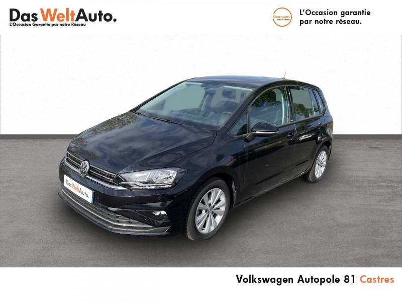 Volkswagen Golf Sportsvan Golf Sportsvan 1.0 TSI 115 BVM6 United 5p Noir occasion à Castres