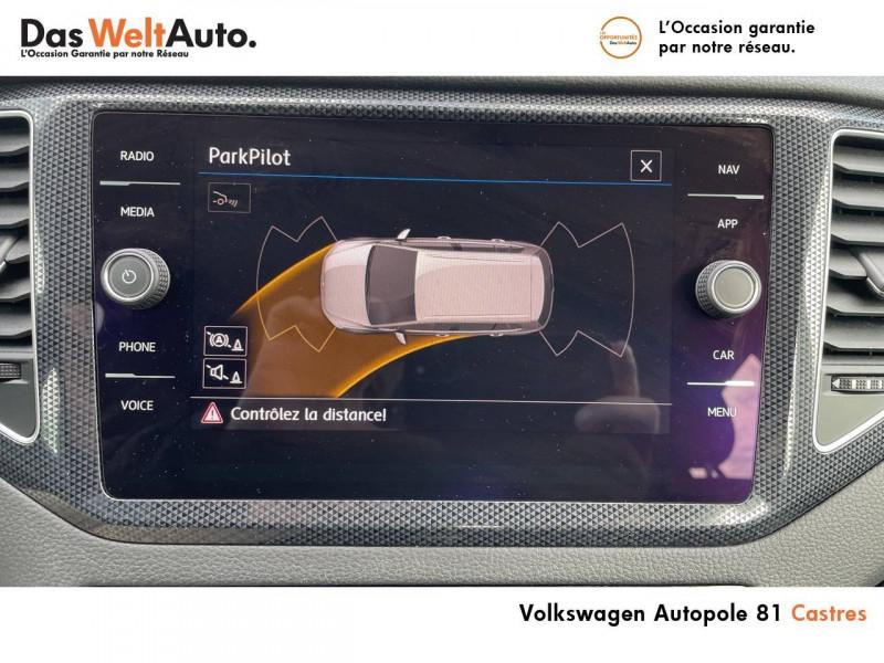Volkswagen Golf Sportsvan Golf Sportsvan 1.0 TSI 115 BVM6 United 5p Noir occasion à Castres - photo n°12