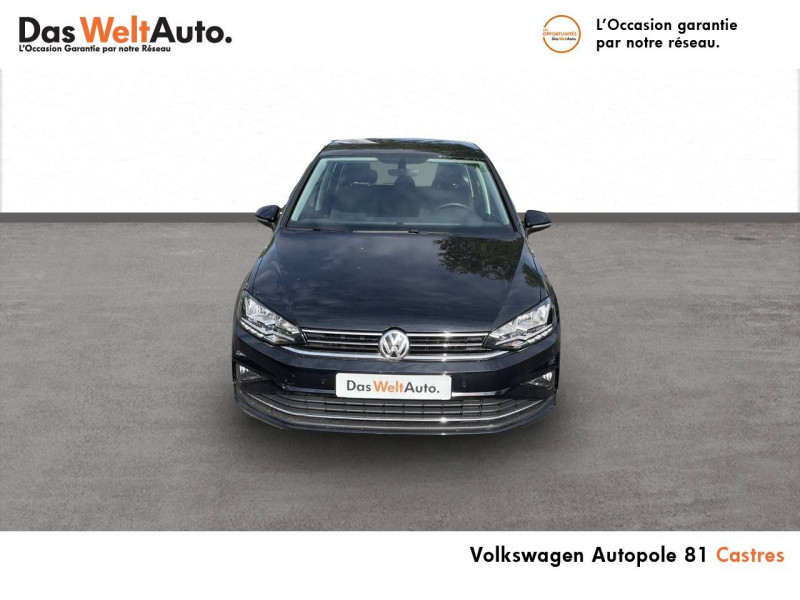 Volkswagen Golf Sportsvan Golf Sportsvan 1.0 TSI 115 BVM6 United 5p Noir occasion à Castres - photo n°4