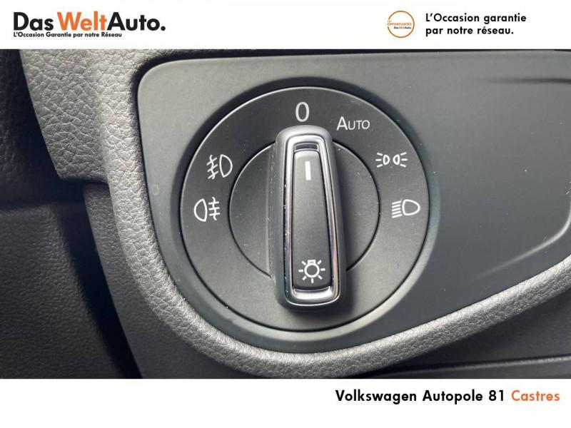 Volkswagen Golf Sportsvan Golf Sportsvan 1.0 TSI 115 BVM6 United 5p Noir occasion à Castres - photo n°19