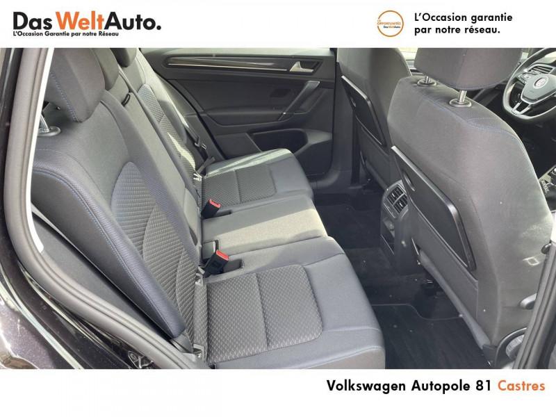 Volkswagen Golf Sportsvan Golf Sportsvan 1.0 TSI 115 BVM6 United 5p Noir occasion à Castres - photo n°8