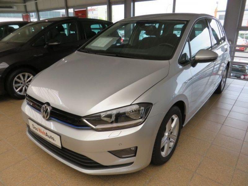 Volkswagen Golf Sportsvan VII 1.6 TDI 110 Gris occasion à Beaupuy