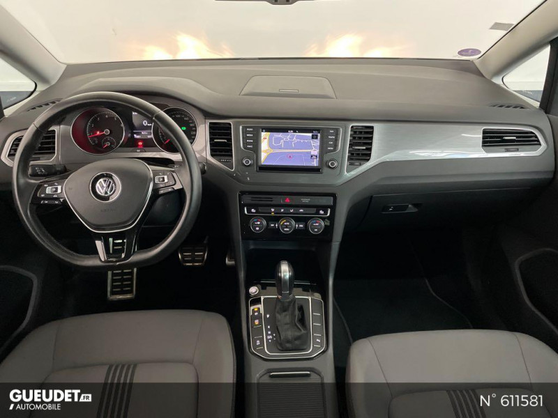 Volkswagen Golf SW 1.4 TSI 150ch BlueMotion Technology Confortline DSG7 Gris occasion à Rivery - photo n°10