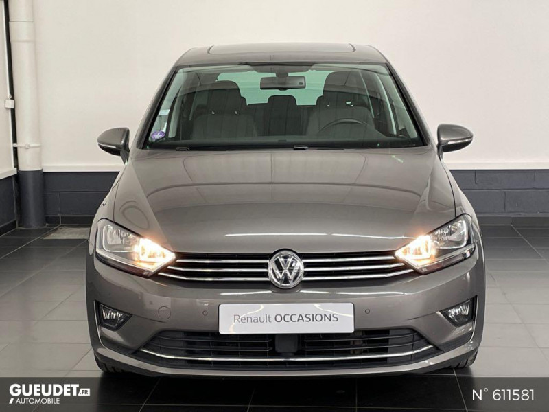 Volkswagen Golf SW 1.4 TSI 150ch BlueMotion Technology Confortline DSG7 Gris occasion à Rivery - photo n°2