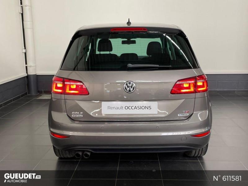 Volkswagen Golf SW 1.4 TSI 150ch BlueMotion Technology Confortline DSG7 Gris occasion à Rivery - photo n°3