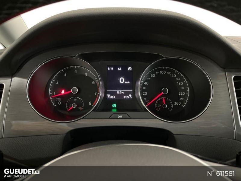Volkswagen Golf SW 1.4 TSI 150ch BlueMotion Technology Confortline DSG7 Gris occasion à Rivery - photo n°12