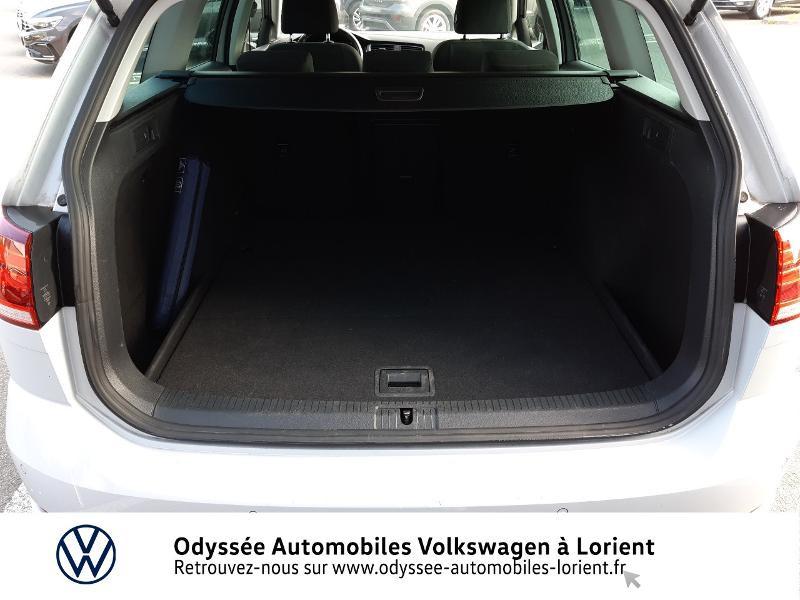 Volkswagen Golf SW 1.6 TDI 115ch FAP BlueMotion Technology First Edition DSG7 Blanc occasion à Lanester - photo n°13