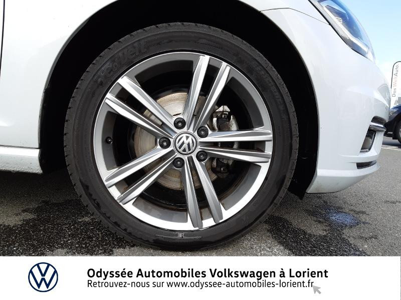 Volkswagen Golf SW 1.6 TDI 115ch FAP BlueMotion Technology First Edition DSG7 Blanc occasion à Lanester - photo n°16