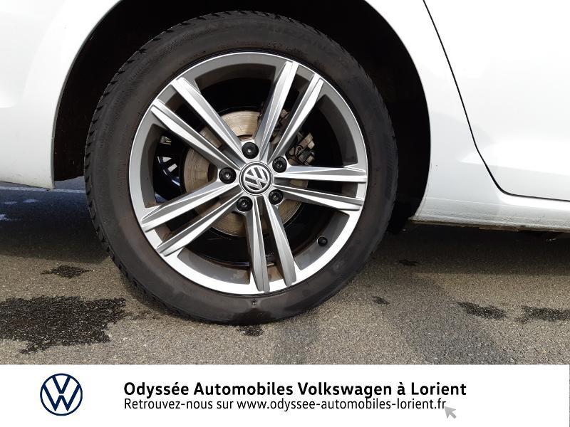 Volkswagen Golf SW 1.6 TDI 115ch FAP BlueMotion Technology First Edition DSG7 Blanc occasion à Lanester - photo n°17