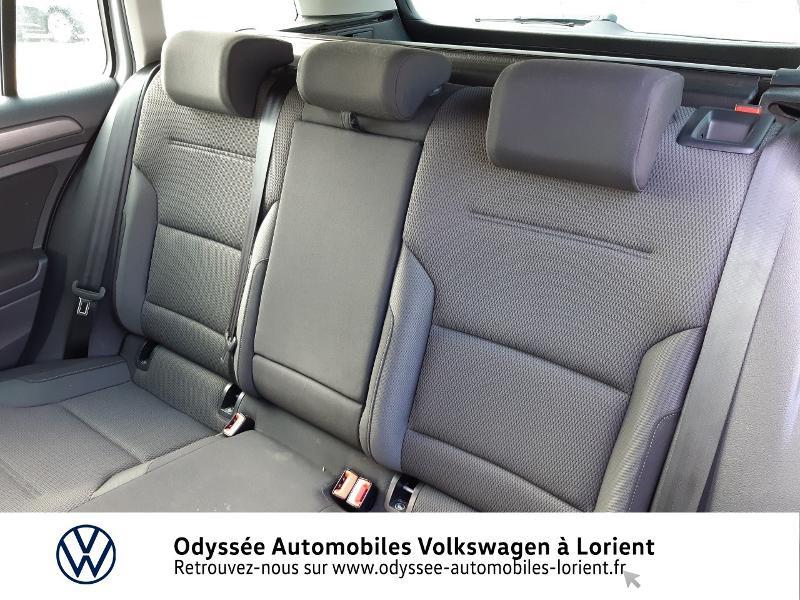 Volkswagen Golf SW 1.6 TDI 115ch FAP BlueMotion Technology First Edition DSG7 Blanc occasion à Lanester - photo n°12