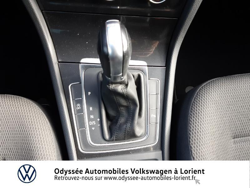 Volkswagen Golf SW 1.6 TDI 115ch FAP BlueMotion Technology First Edition DSG7 Blanc occasion à Lanester - photo n°11