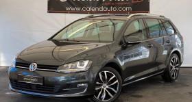 Volkswagen Golf SW occasion à VILLE LA GRAND