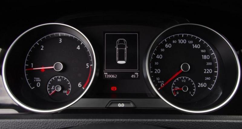 Volkswagen Golf SW VII SW 1.6 TDI 110 BLUEMOTION TECHNOLOGY ALLSTAR Blanc occasion à Chambourcy - photo n°5