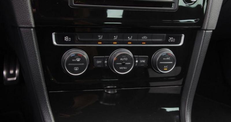 Volkswagen Golf SW VII SW 1.6 TDI 110 BLUEMOTION TECHNOLOGY ALLSTAR Blanc occasion à Chambourcy - photo n°7