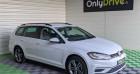 Volkswagen Golf SW VII SW 1.6 TDI 115 BlueMotion Technology DSG7 Cara Blanc à SAINT FULGENT 85