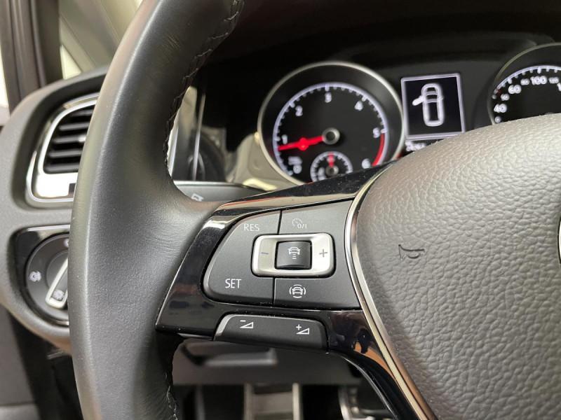 Volkswagen Golf SW VII SW 1.6 TDI 115 CH IQ.DRIVE Gris occasion à Labège - photo n°13