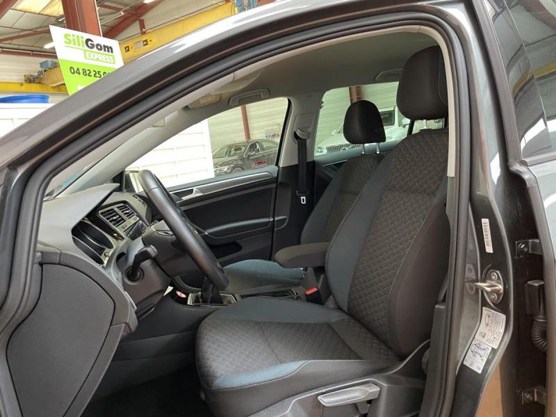 Volkswagen Golf SW VII SW 1.6 TDI 115 CH IQ.DRIVE Gris occasion à Labège - photo n°10