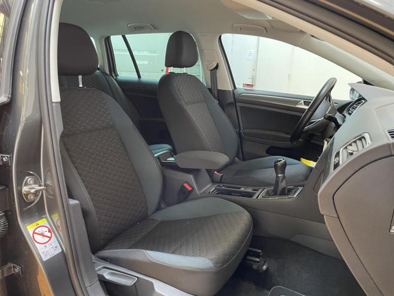 Volkswagen Golf SW VII SW 1.6 TDI 115 CH IQ.DRIVE Gris occasion à Labège - photo n°7