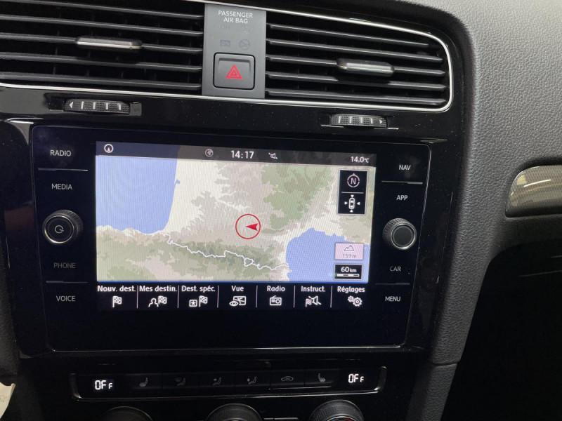 Volkswagen Golf SW VII SW 1.6 TDI 115 CH IQ.DRIVE Gris occasion à Labège - photo n°11