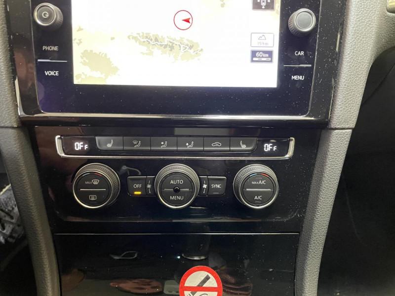 Volkswagen Golf SW VII SW 1.6 TDI 115 CH IQ.DRIVE Gris occasion à Labège - photo n°12