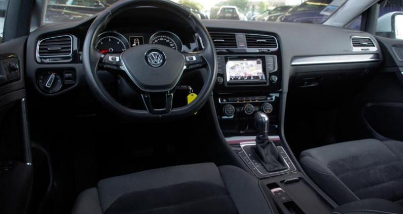 Volkswagen Golf SW VII SW 2.0 TDI 150 BLUEMOTION TECHNOLOGY CARAT DSG6 Blanc occasion à Chambourcy - photo n°2