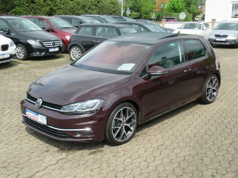 Volkswagen Golf VII 1.4 TSI 125CH BLUEMOTION TECHNOLOGY CARAT DSG7 5P Noir occasion à Villenave-d'Ornon - photo n°6