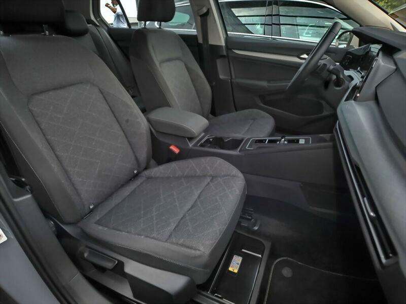 Volkswagen Golf VII 1.5 ETSI OPF 150CH  LIFE 1ST DSG7 Gris occasion à Villenave-d'Ornon - photo n°5