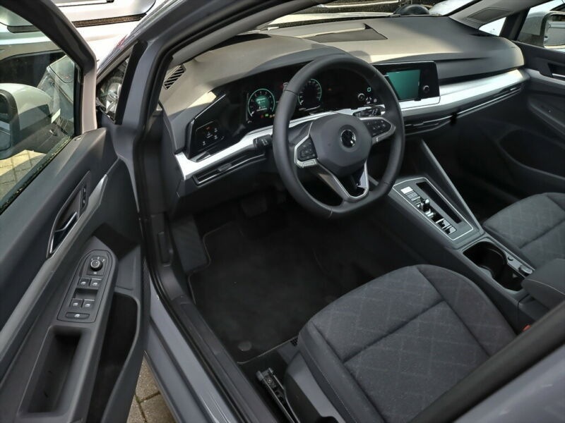 Volkswagen Golf VII 1.5 ETSI OPF 150CH  LIFE 1ST DSG7 Gris occasion à Villenave-d'Ornon - photo n°8