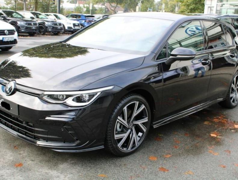 Volkswagen Golf VII 1.5 ETSI OPF 150CH  R-LINE 1ST DSG7 Noir occasion à Villenave-d'Ornon