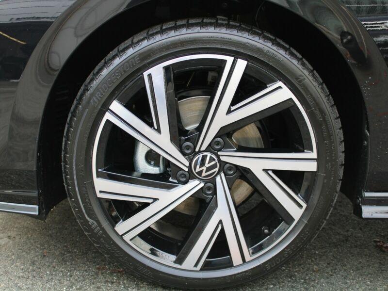 Volkswagen Golf VII 1.5 ETSI OPF 150CH  R-LINE 1ST DSG7 Noir occasion à Villenave-d'Ornon - photo n°3