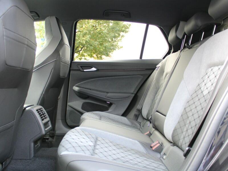 Volkswagen Golf VII 1.5 ETSI OPF 150CH  R-LINE 1ST DSG7 Noir occasion à Villenave-d'Ornon - photo n°5