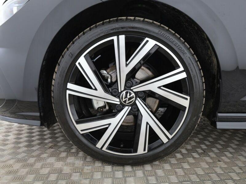 Volkswagen Golf VII 1.5 ETSI OPF 150CH  R-LINE 1ST DSG7 Noir occasion à Villenave-d'Ornon - photo n°8