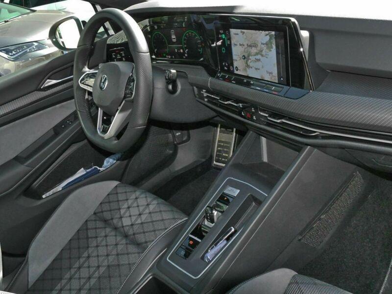 Volkswagen Golf VII 1.5 ETSI OPF 150CH  R-LINE 1ST DSG7 Blanc occasion à Villenave-d'Ornon - photo n°9