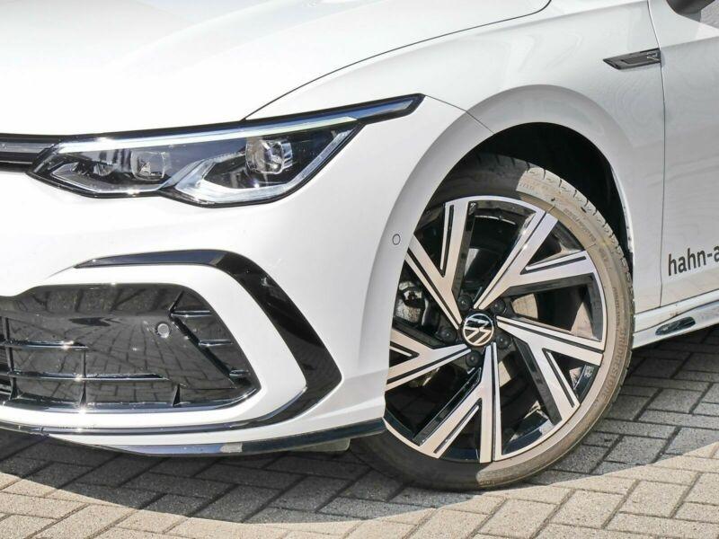 Volkswagen Golf VII 1.5 ETSI OPF 150CH  R-LINE 1ST DSG7 Blanc occasion à Villenave-d'Ornon - photo n°3