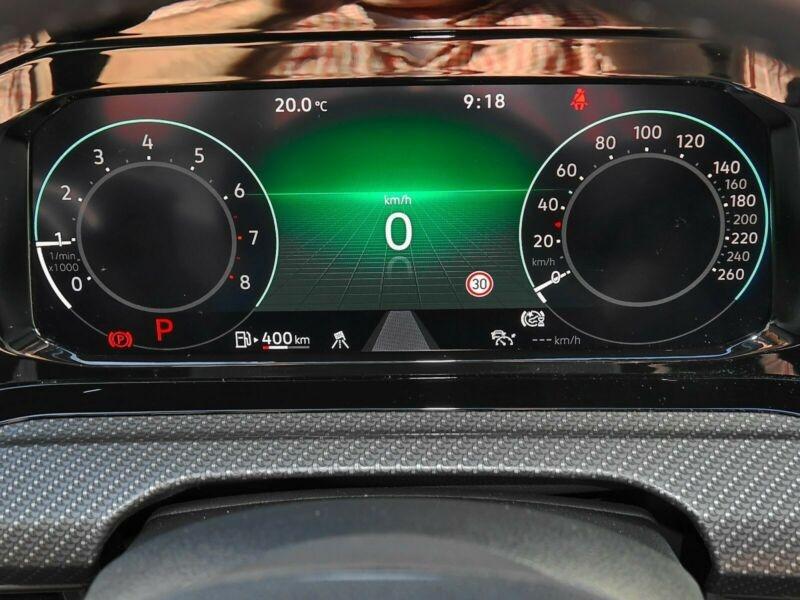 Volkswagen Golf VII 1.5 ETSI OPF 150CH  R-LINE 1ST DSG7 Blanc occasion à Villenave-d'Ornon - photo n°6