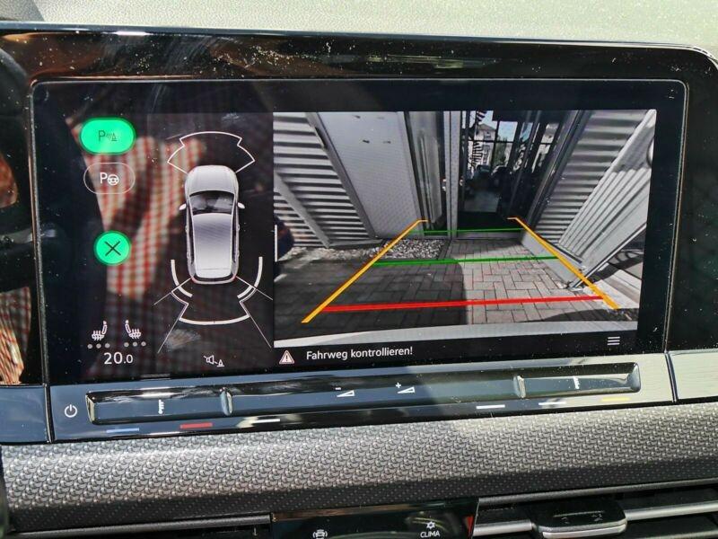 Volkswagen Golf VII 1.5 ETSI OPF 150CH  R-LINE 1ST DSG7 Blanc occasion à Villenave-d'Ornon - photo n°7