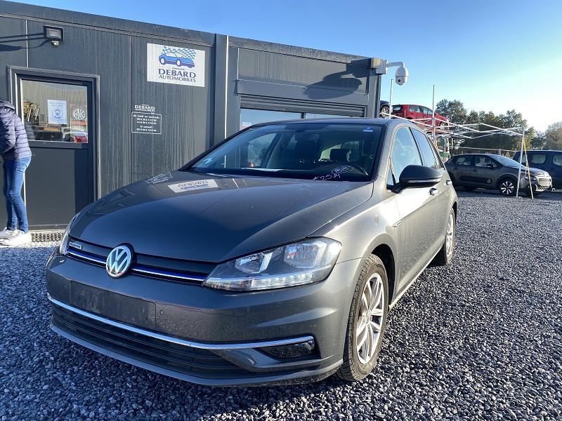 Volkswagen Golf VII 1.5 TSI EVO 130CH CONFORTLINE EURO6D-T 5P 7CV Gris occasion à Mées