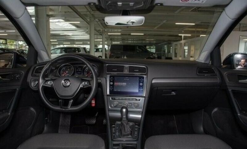 Volkswagen Golf VII 1.6 TDI 115CH FAP CARAT DSG7 EURO6D-T 5P Bleu occasion à Villenave-d'Ornon - photo n°9