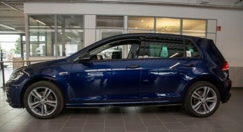 Volkswagen Golf VII 1.6 TDI 115CH FAP CARAT DSG7 EURO6D-T 5P Bleu occasion à Villenave-d'Ornon - photo n°4