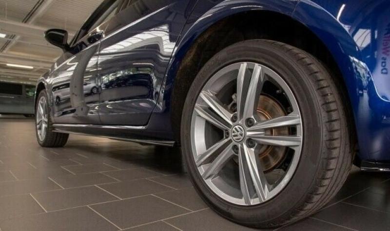 Volkswagen Golf VII 1.6 TDI 115CH FAP CARAT DSG7 EURO6D-T 5P Bleu occasion à Villenave-d'Ornon - photo n°5